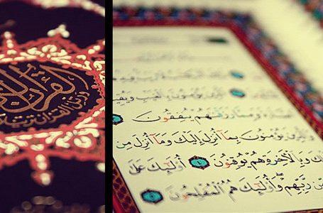 Lejimi i leximit të Kur'anit në këmbë, në ecje ose shtrirë