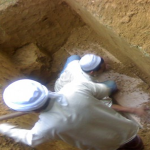 Mënyra e vizitës në varreza