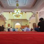 Si të largon futbolli nga namazi në xhami