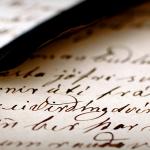 Hedhja e letrave në të cilat është shkruar emri i Allahut