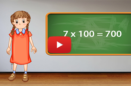 Film i animuar për fëmijë. Sa bëjnë 7×100 ?