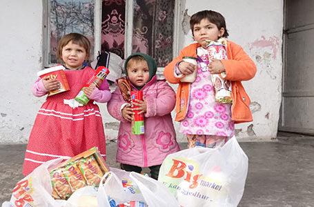 Dhuro ushqime për njerëzit në nevojë, vetëm me 5€