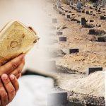 A duhet te lexoj Kuran kur shkoj ne varreza?