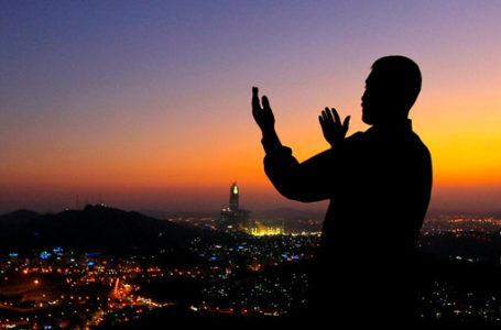 Si të bësh lutje dhe të mos kthehet mbrapsht?